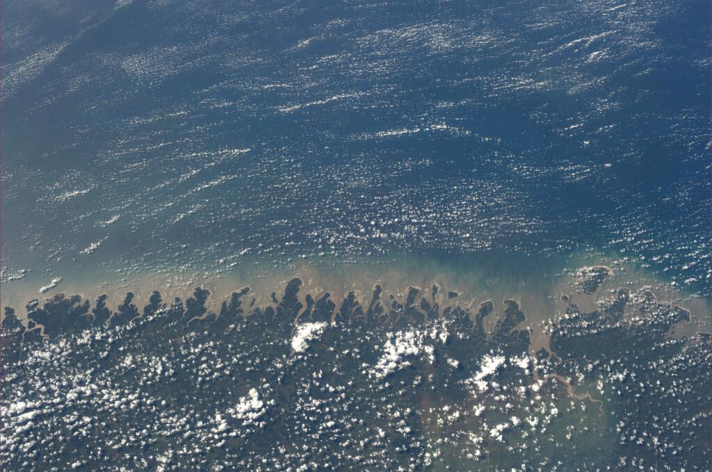 Brazil's Northern Coastline