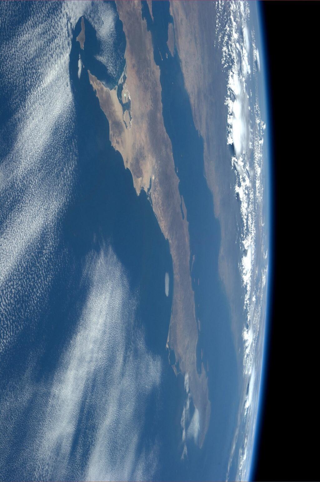 Baja Peninsula: Nyberg