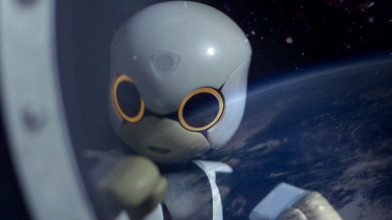 Kirobo: Flying to Space