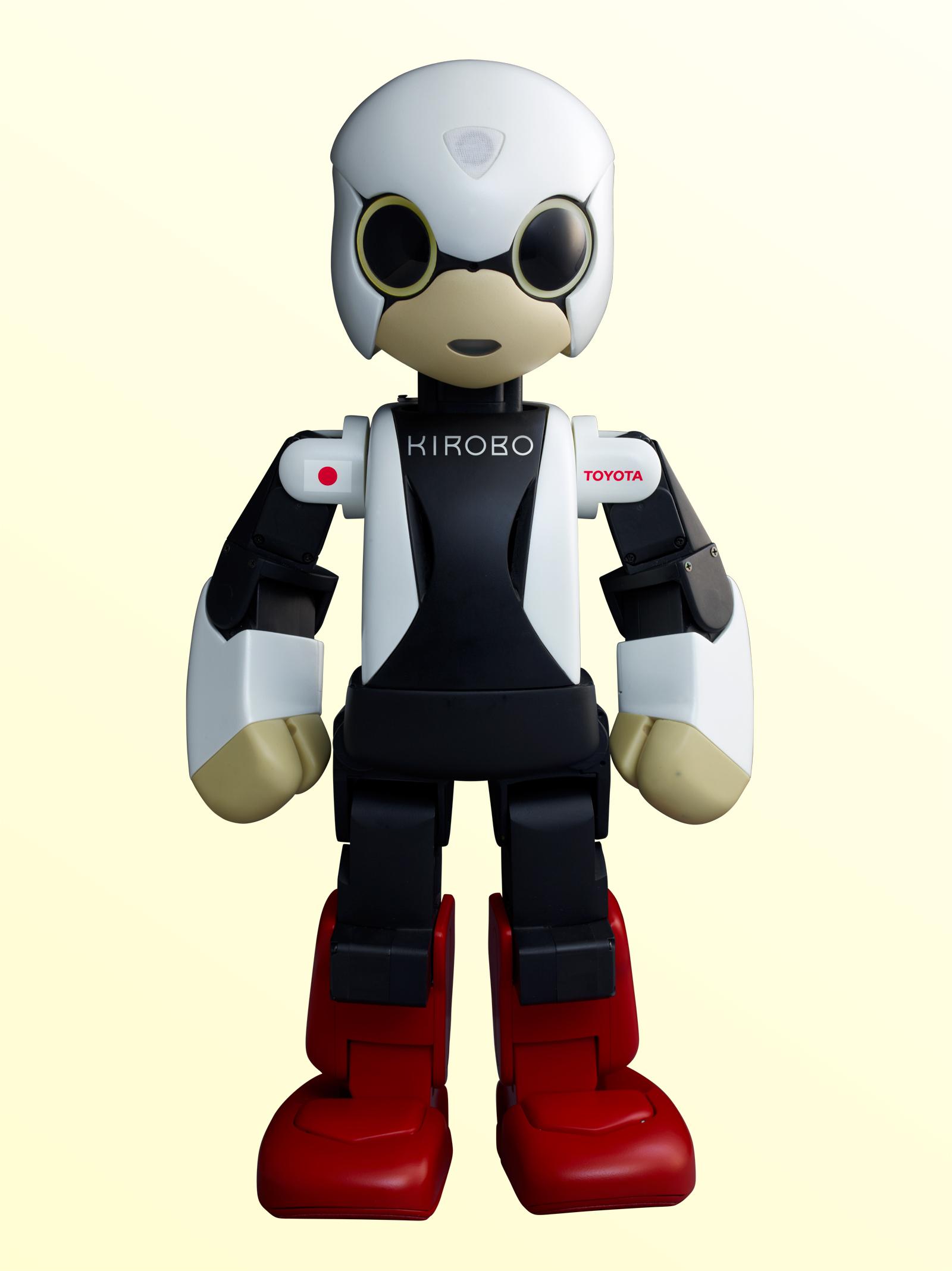 Kirobo, Robot Astronaut