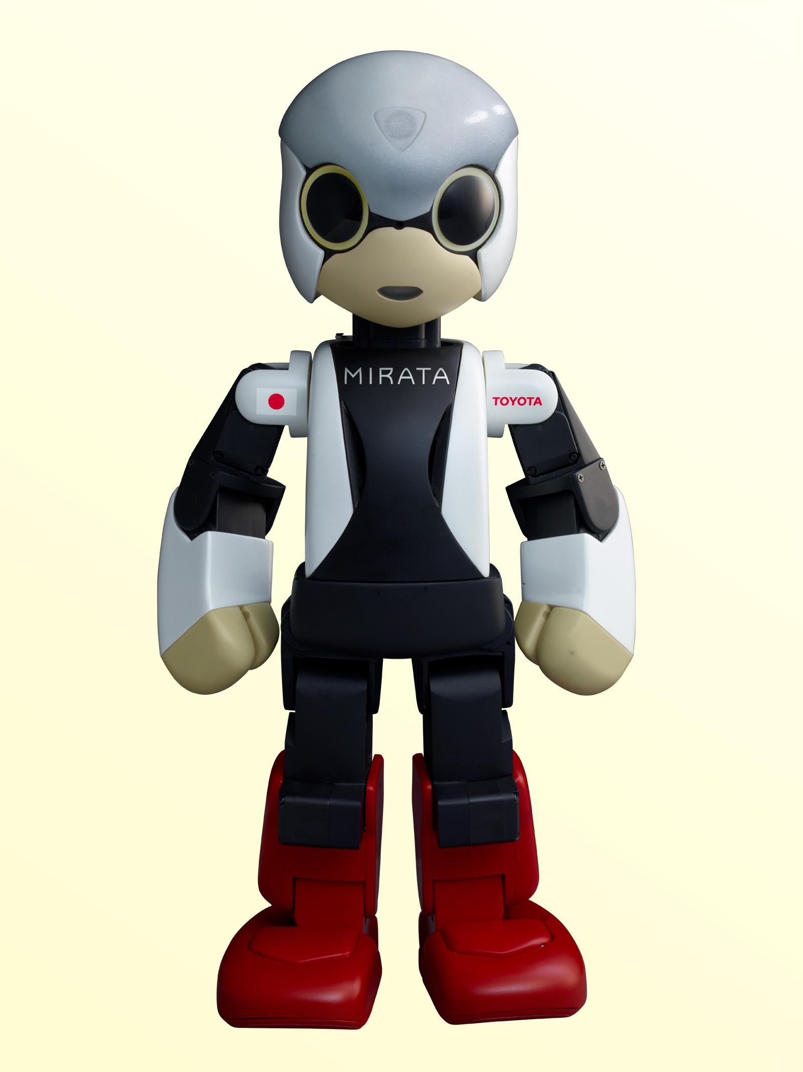 Mirata, Speaking Earth Robot