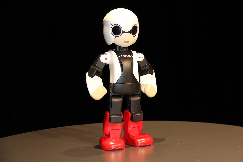 Talking Space Robot