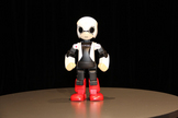 Kirobo only stands about 13.4 inches (34 centimeters) tall. Image posted June 27, 2013.