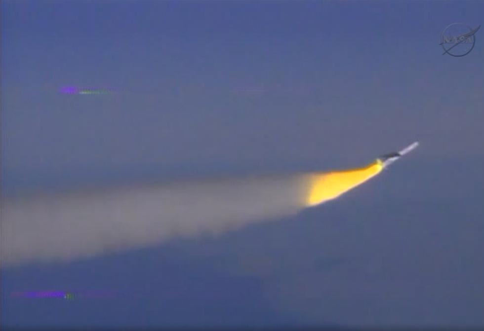 IRIS Away: NASA Sun Observatory Launches