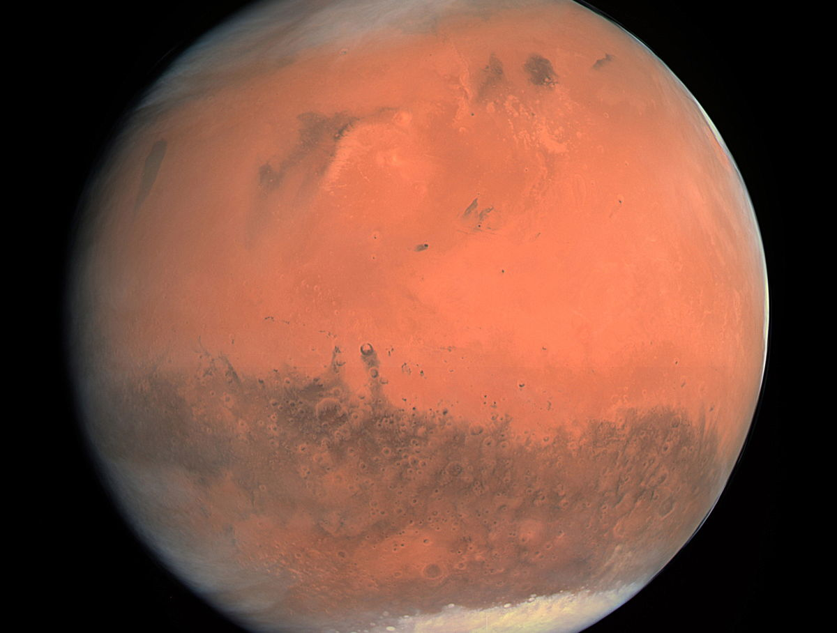 NASA's Deep Space Network to Support India's Mars Mission