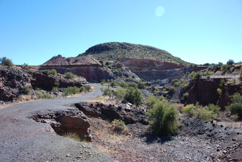 Griqualand West Basin