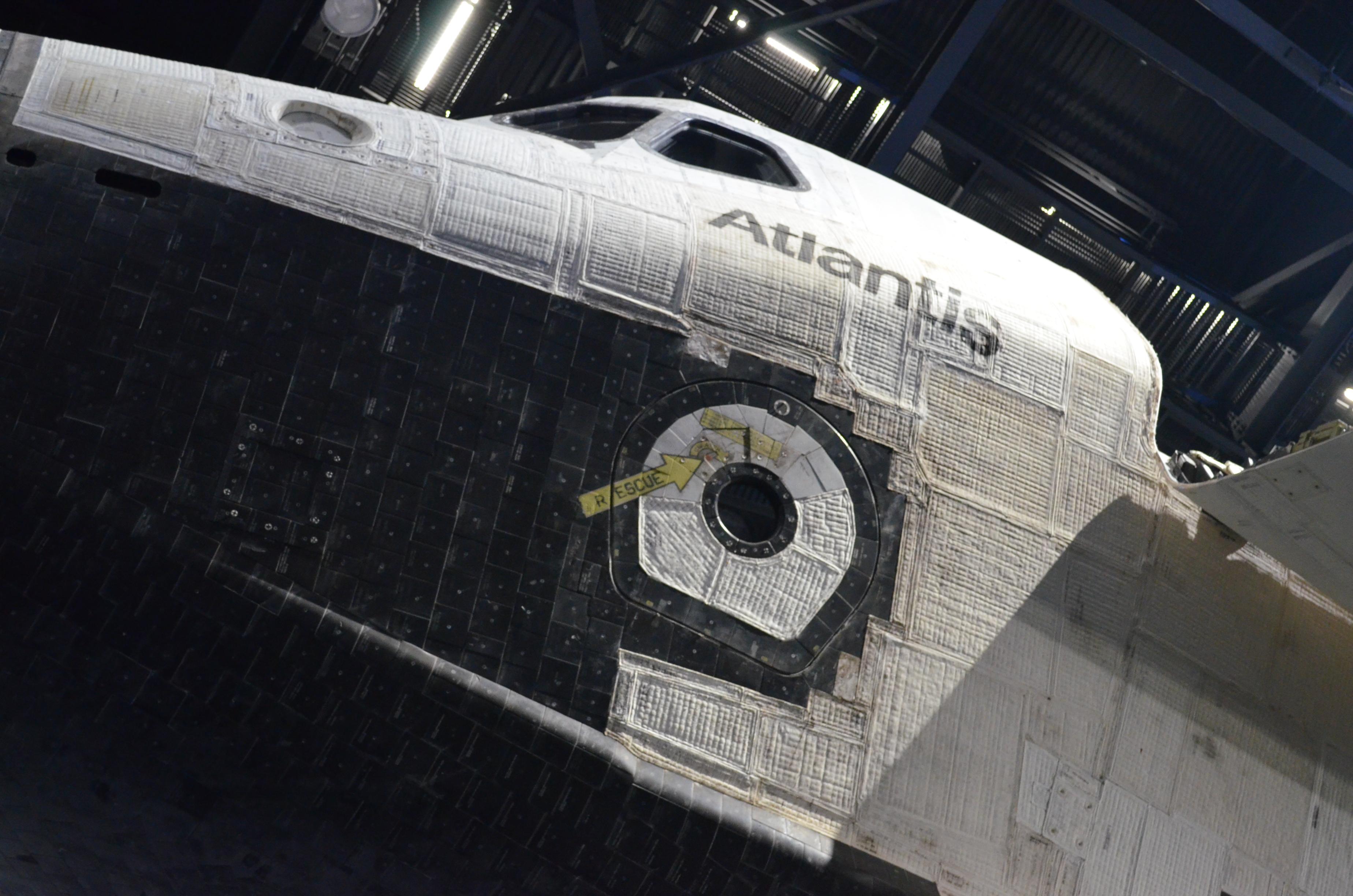 Shuttle Nose