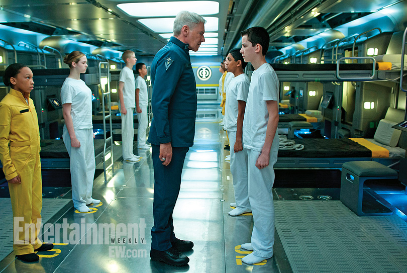 ENDER'S GAME Comic-Con Promotion Planned - Without Card