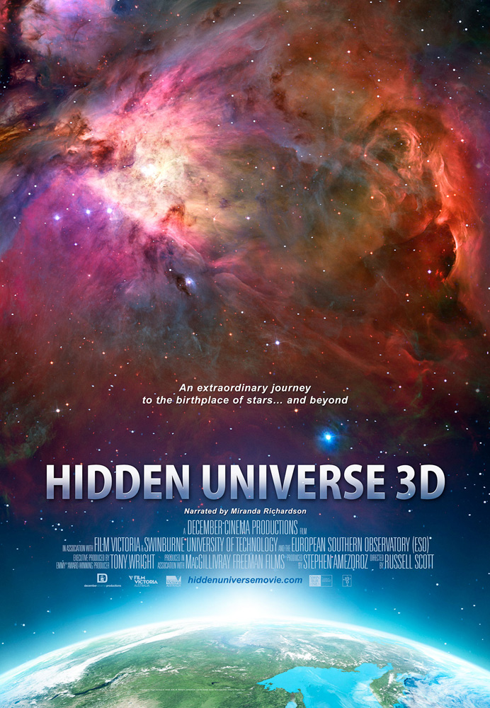 Images: See The 'Hidden Universe' in IMAX 3D