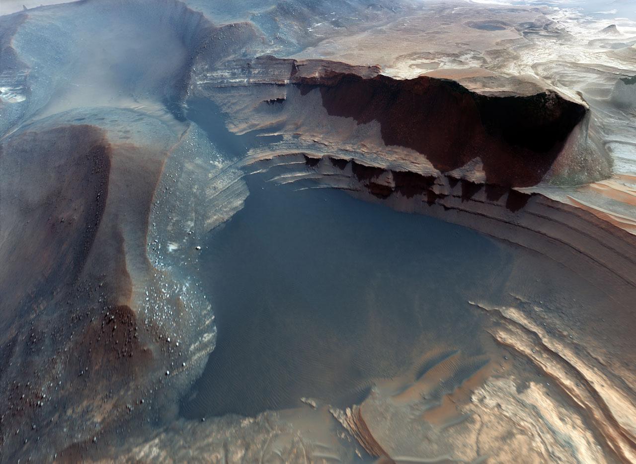 Mars in 'Hidden Universe'