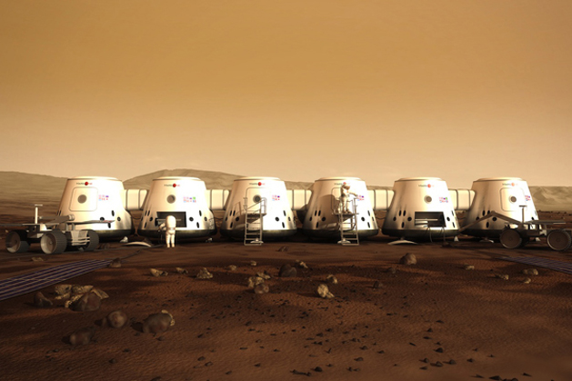 One-Way Mars Trip: Application Deadline for Martian Colony Nears