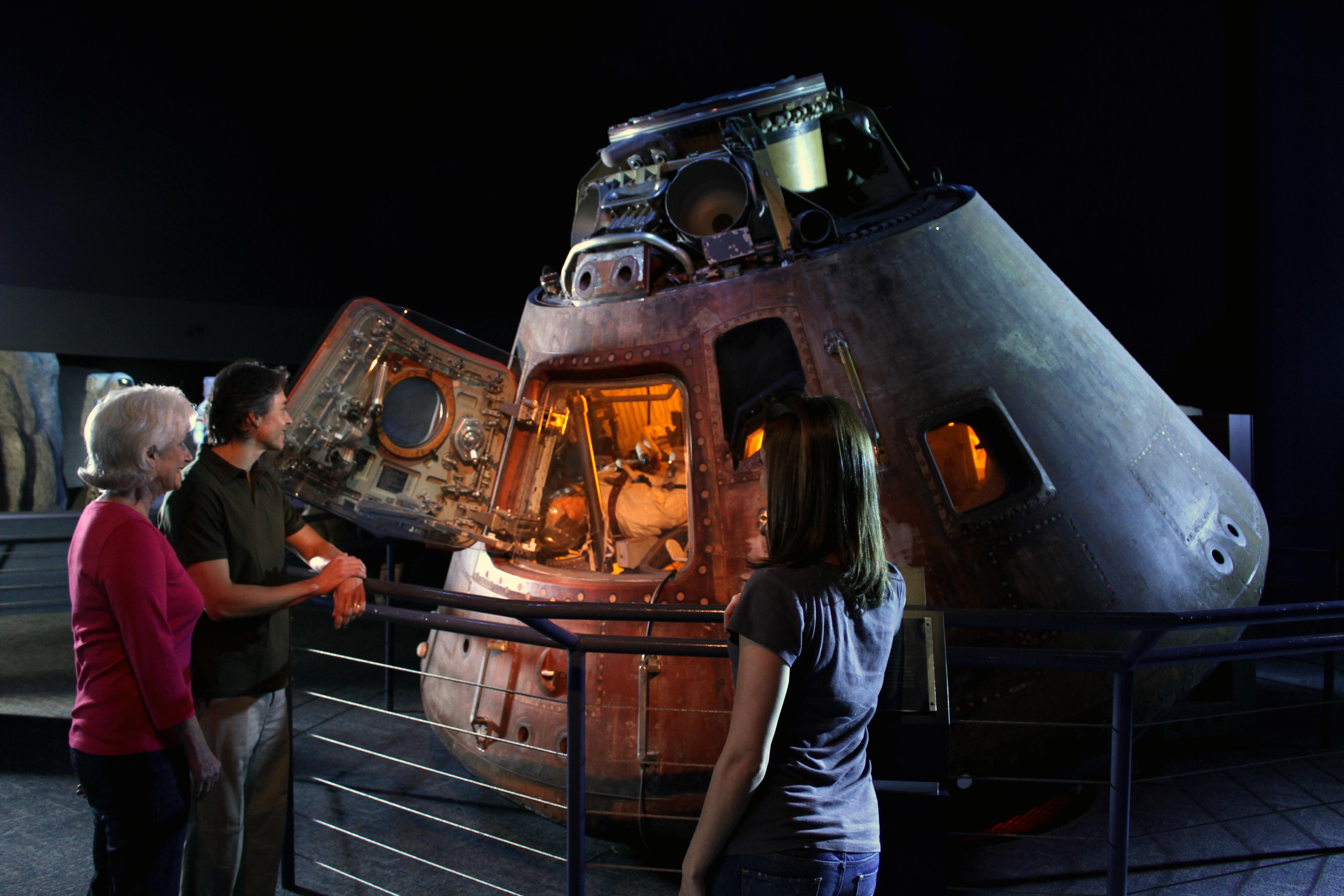 Apollo 17 Spacecraft