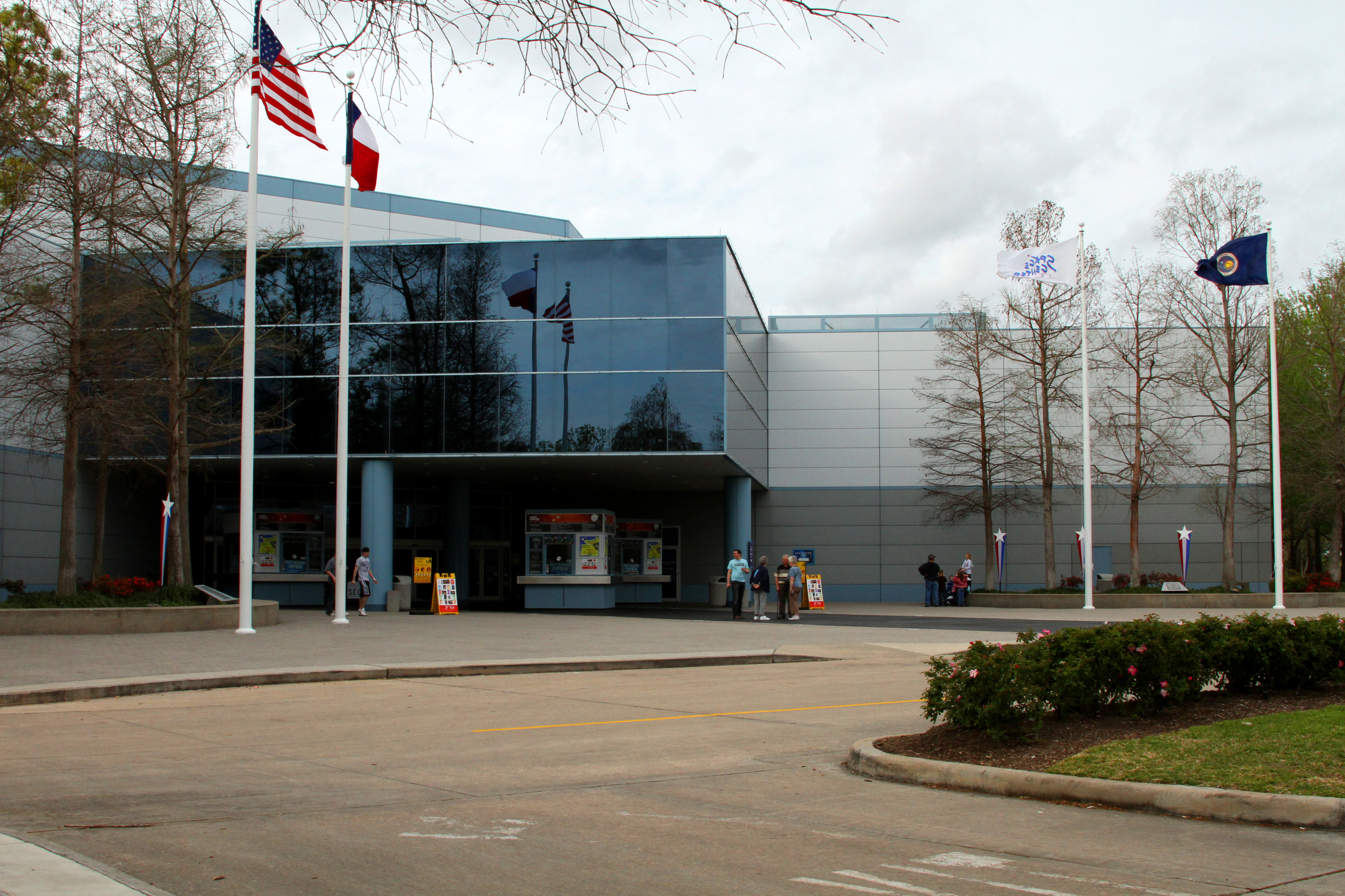 Official Visitors Center