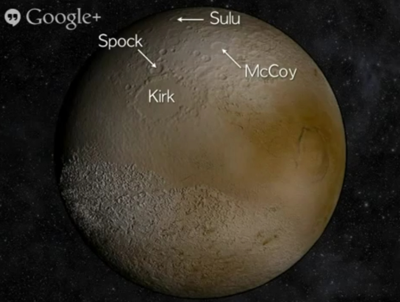 'Star Trek' on Pluto: Kirk, Spock May Star as Pluto ...