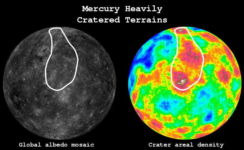 Mercury's Volcanic Facelift Belies Planet's True Age