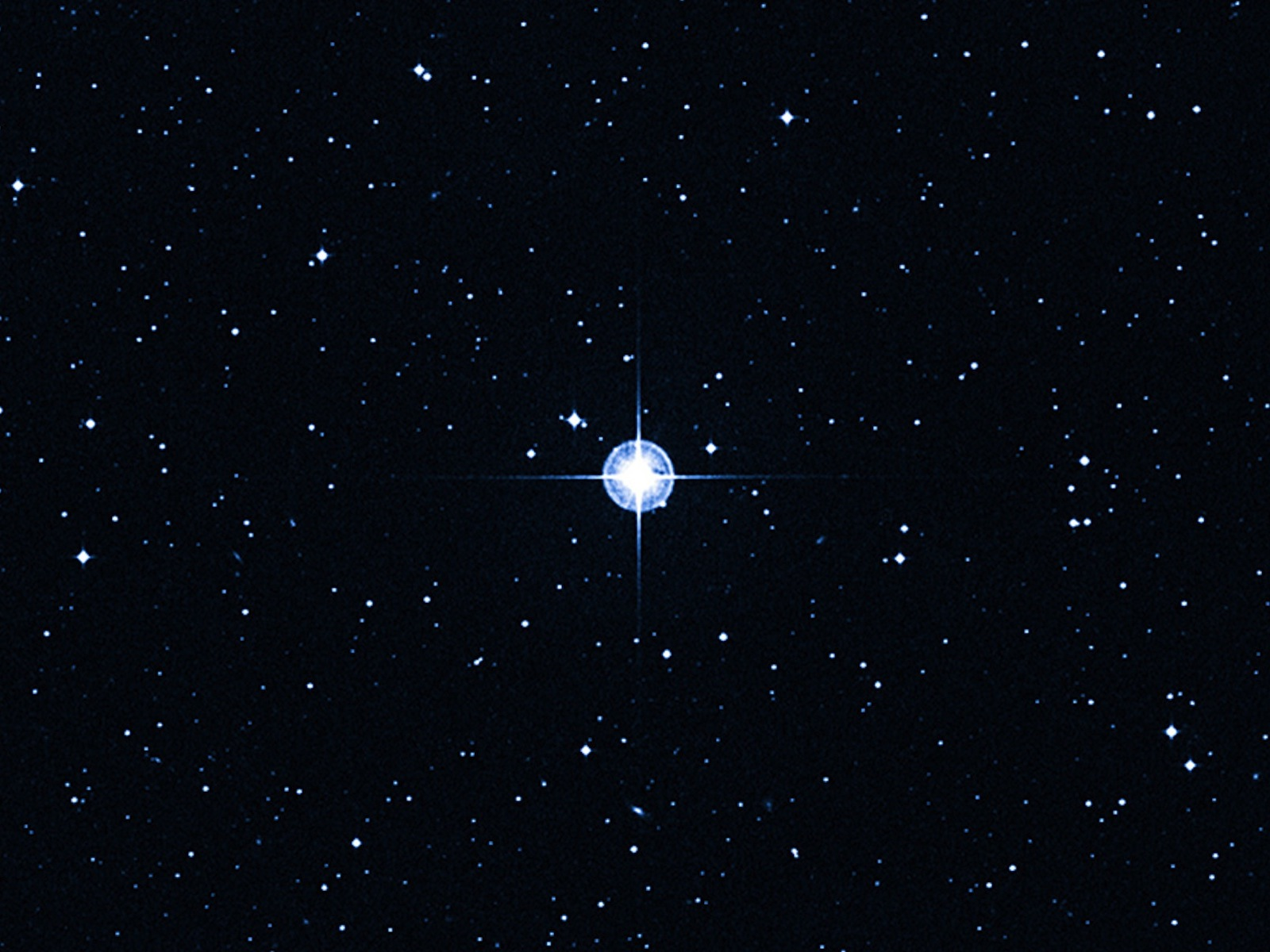Methuselah Star 1600