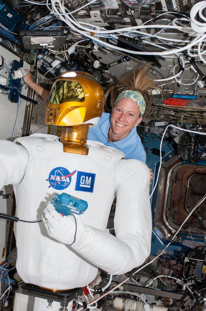 chris nyberg astronaut - photo #12