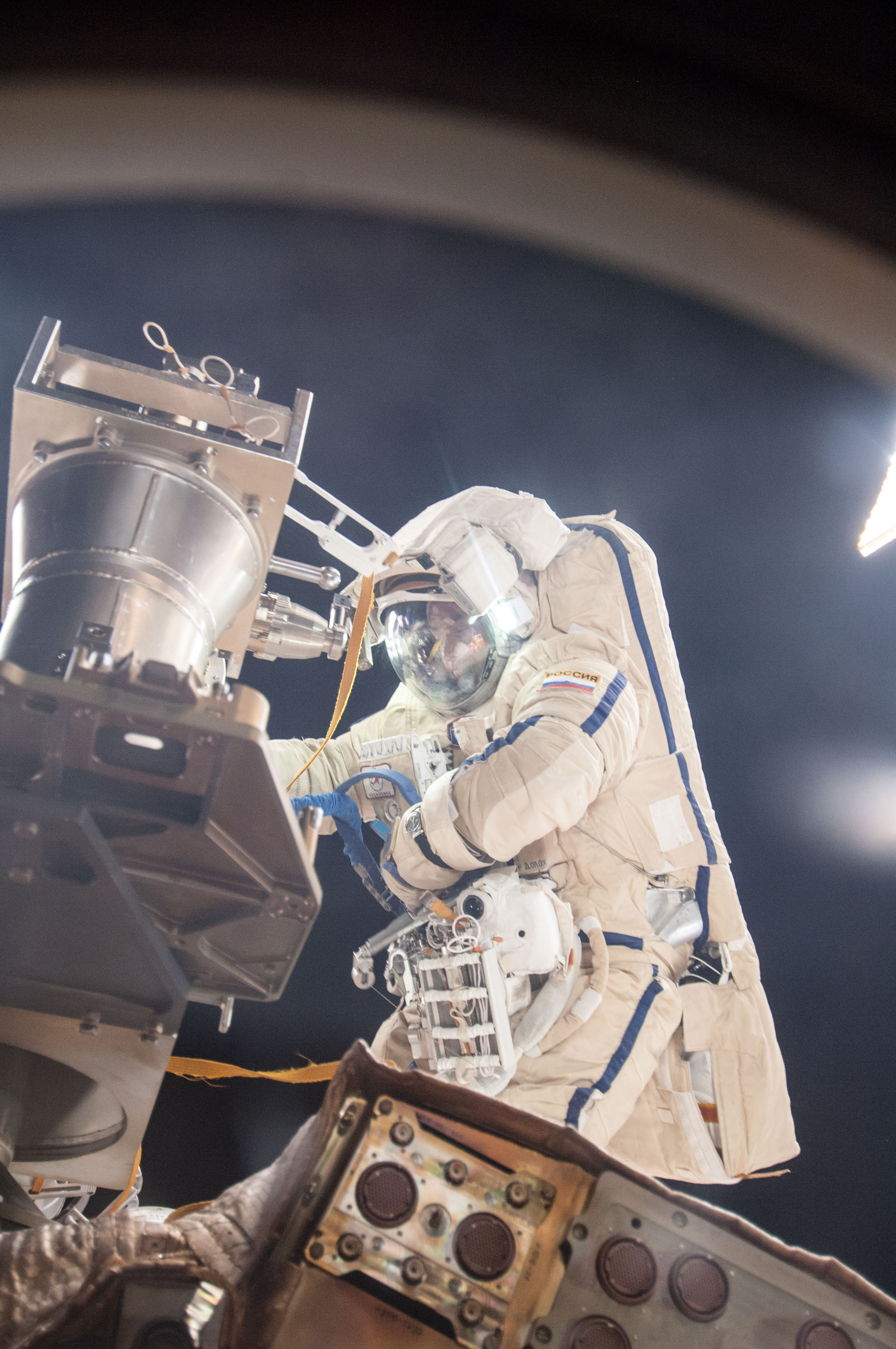 ISS Maintenance