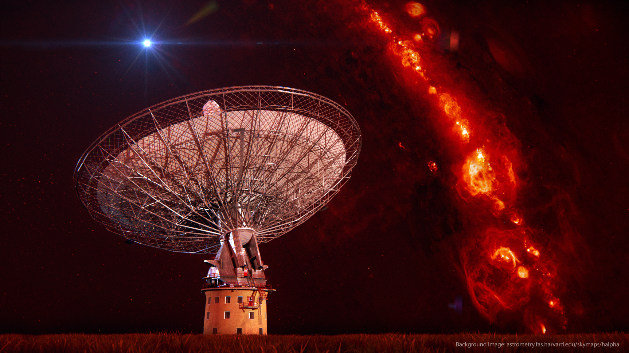 Mysterious Deep-Space Explosions Baffle Scientists