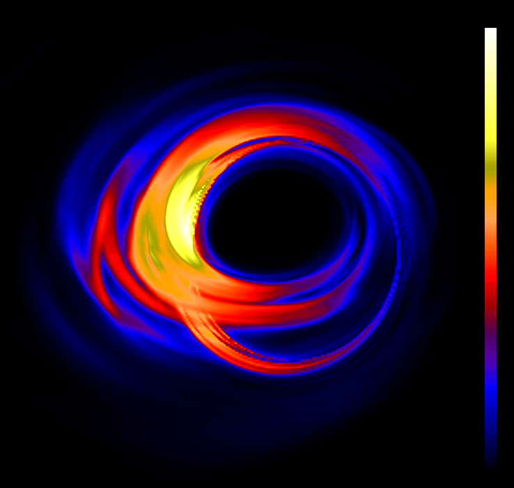 seeing a black hole - photo #38