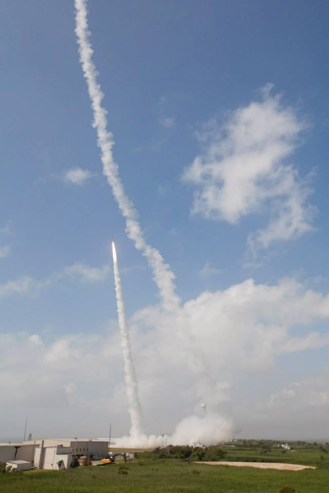 Suborbital Rockets Soar