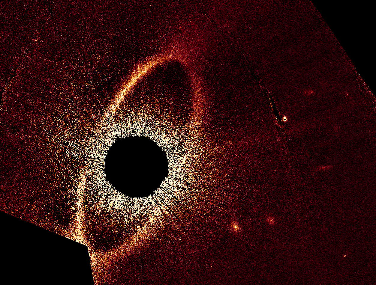 Evidence of Alien Planets? No, It's Just Gas