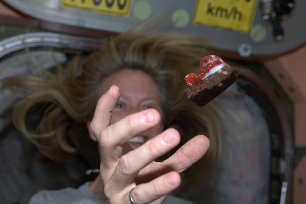 Astronaut's Dessert