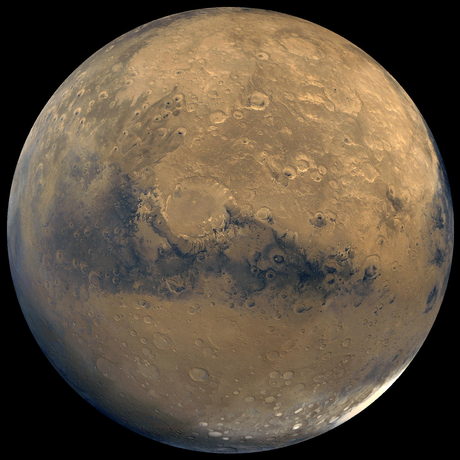 A Brief History of Mars Missions
