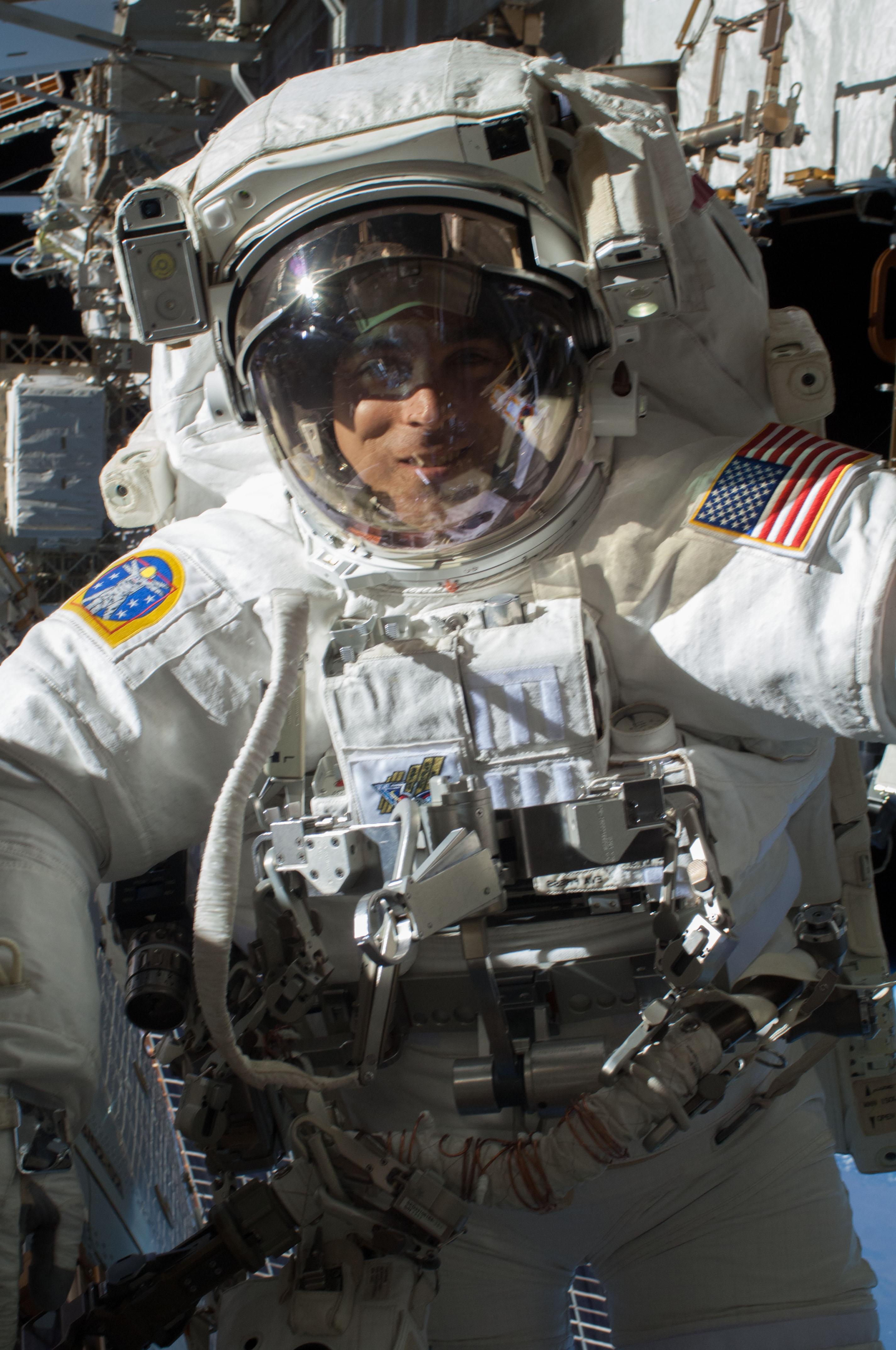 Spacewalk Cut Short