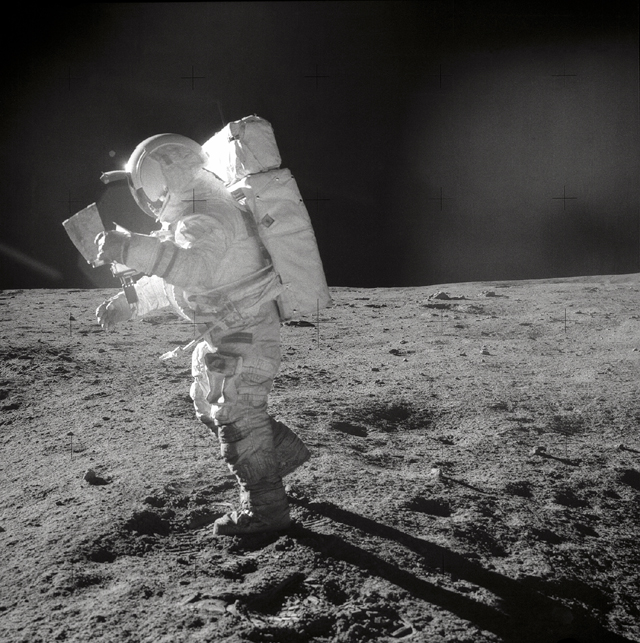 space history, nasa, EVA, Moon