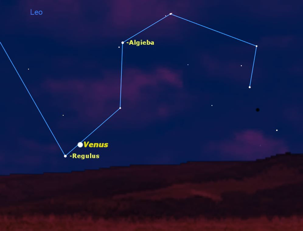 See Jupiter, Venus and Mars: Planet Close Encounters in July's Sky