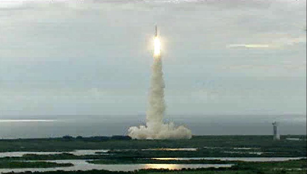 MUOS-2 Satellite Launch #2