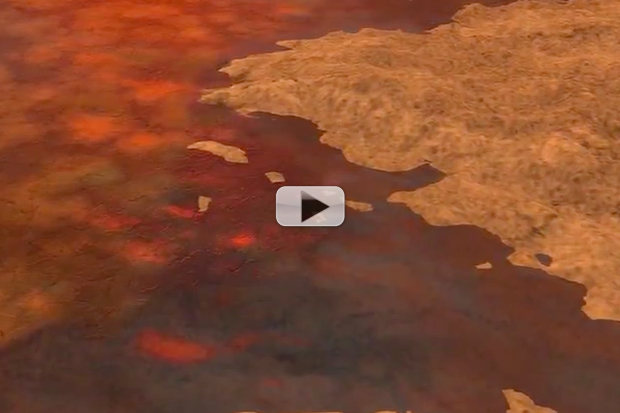 Why Don't Titan's Lakes Have Waves? | Video