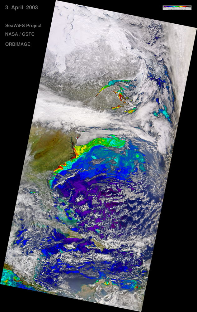 The Color of the Ocean: New South American Satellite Joins Earth Observation Effort