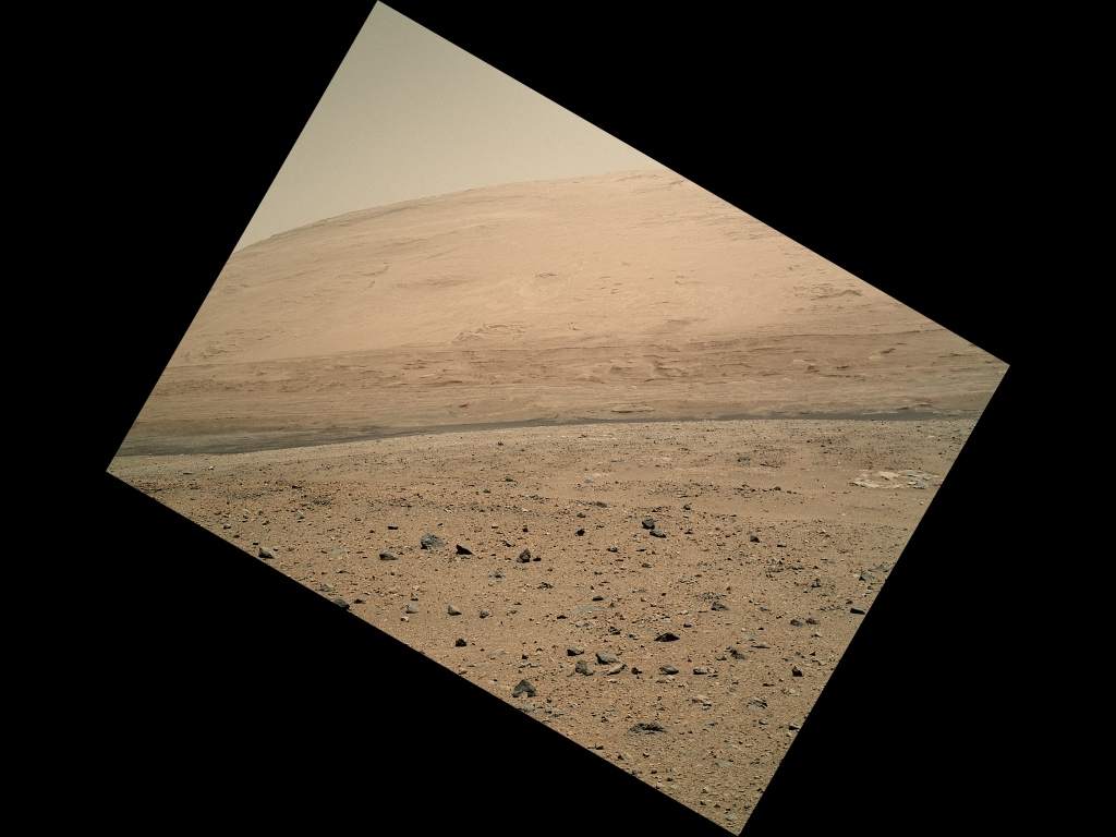 Curiosity Rover's Longest Drive Yet