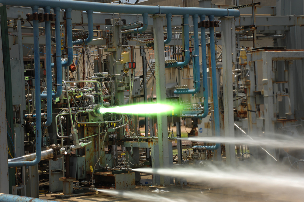 3D-Printed Rocket Parts Excel in NASA Tests