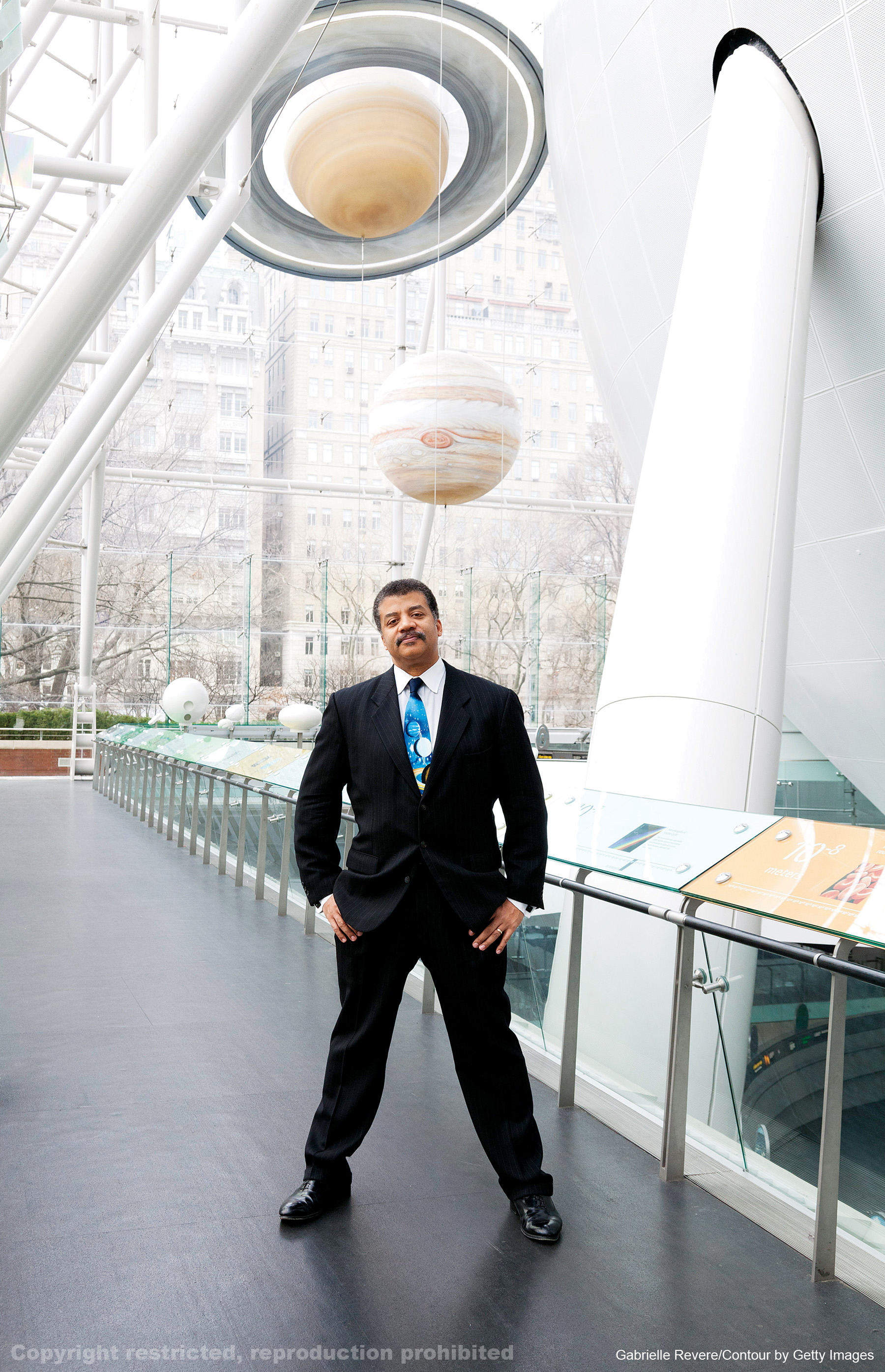 Neil deGrasse Tyson, Director of the Hayden Planetarium