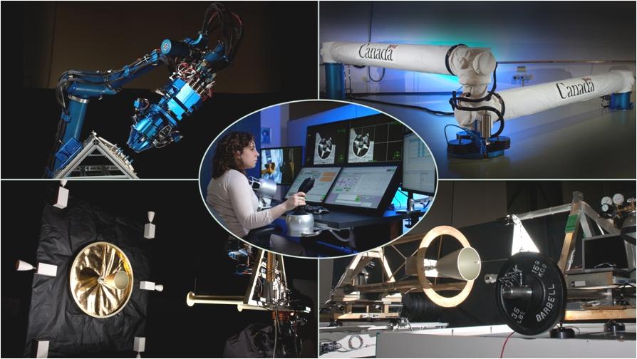 Next-Generation Canadarm Facility
