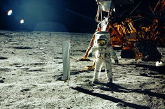 Apollo 11's Tranquility Base