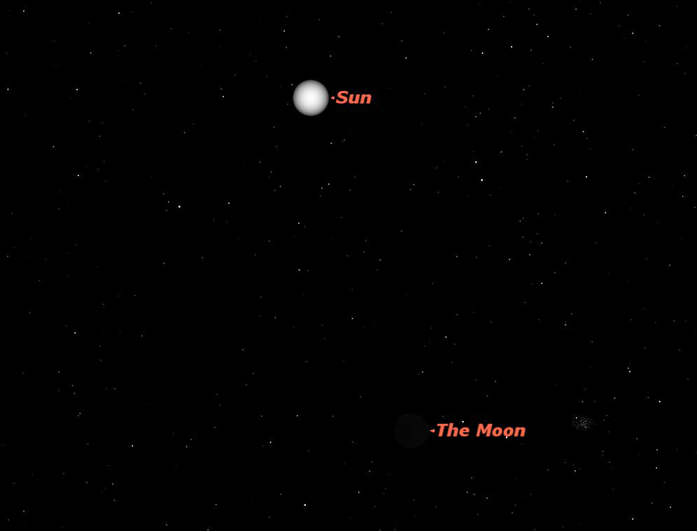 New Moon, August 2013