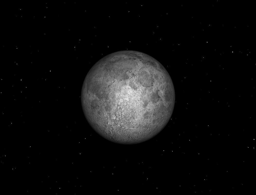 Full Moon, August 2013