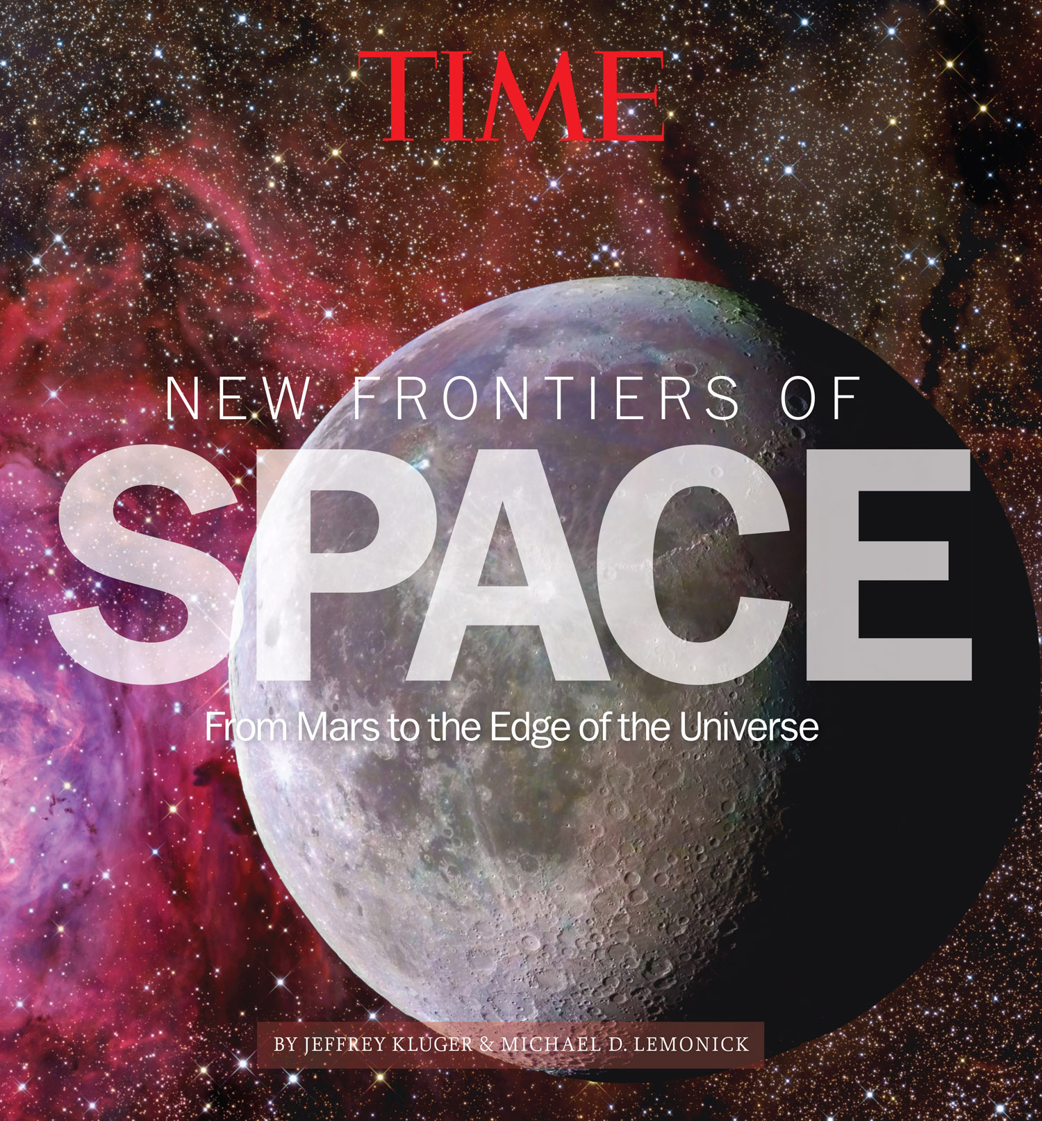 New Frontiers of Space:  Book Cover