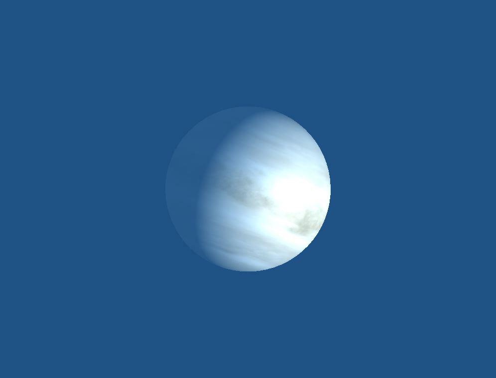 Venus, August 2013