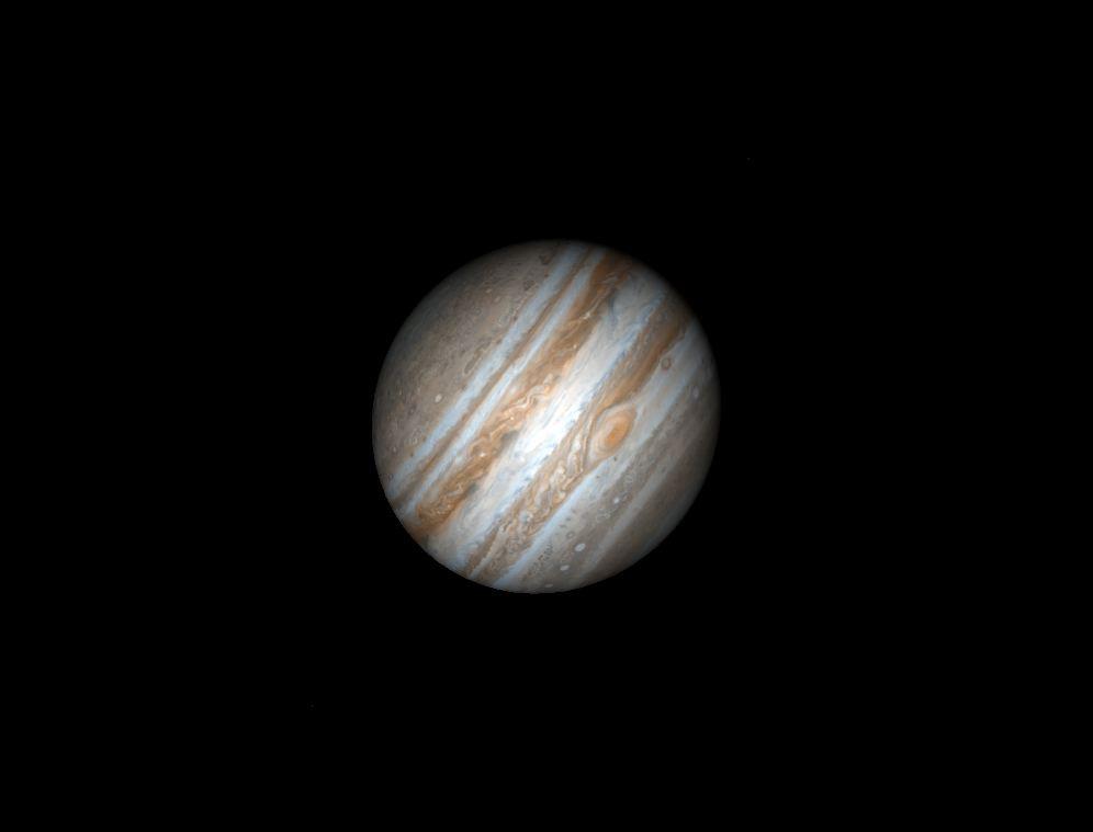 Jupiter, August 2013