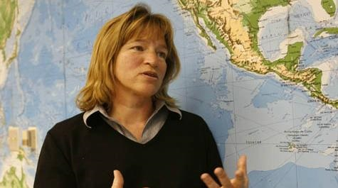 NASA Names Planetary Geologist Ellen Stofan as Chief Scientist