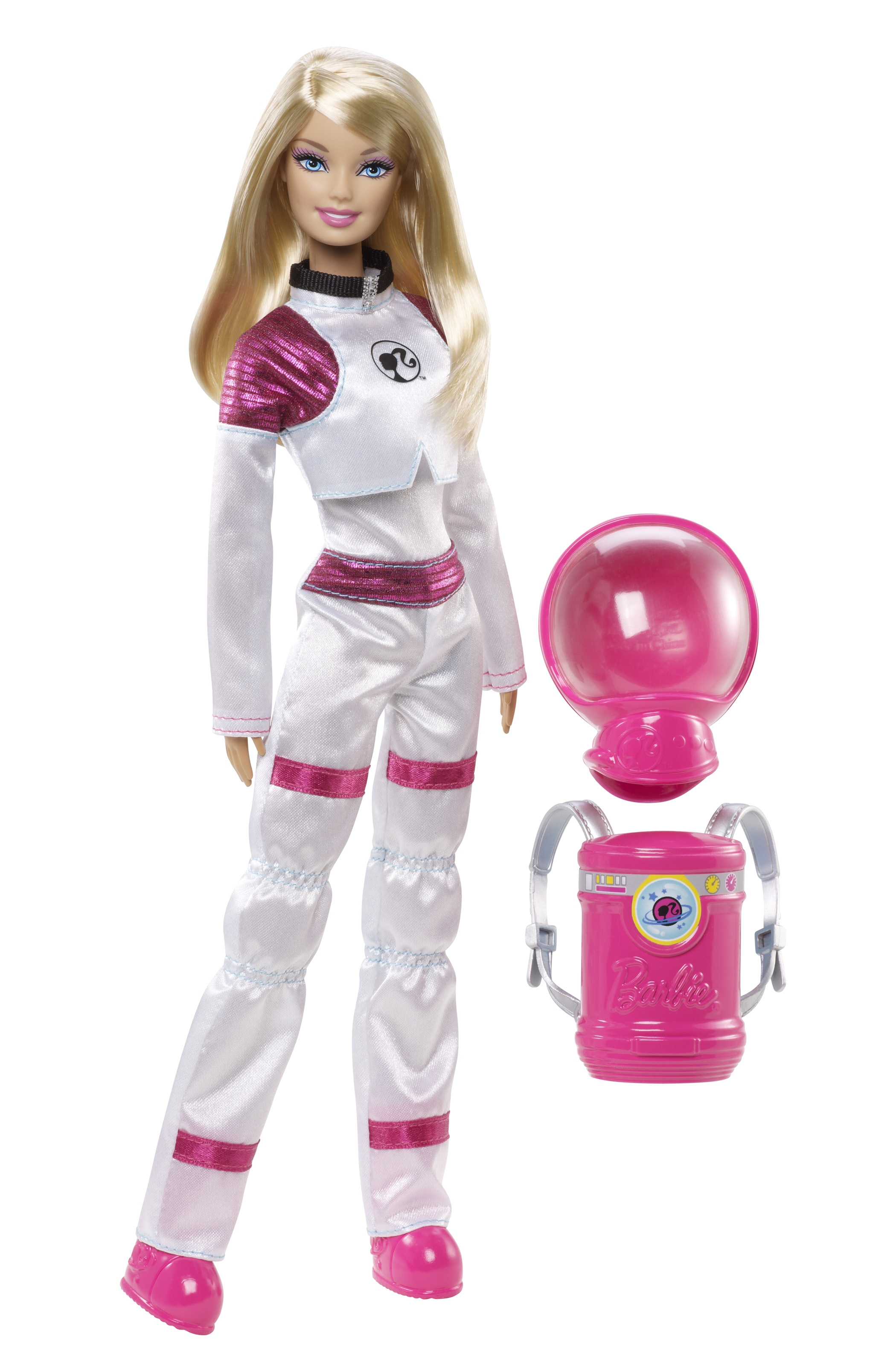 Mars Explorer Barbie with Accessories