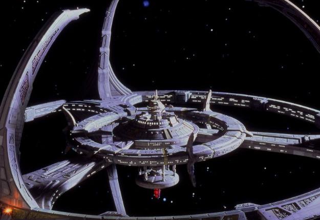 "Deep Space Nine (""Star Trek"")"