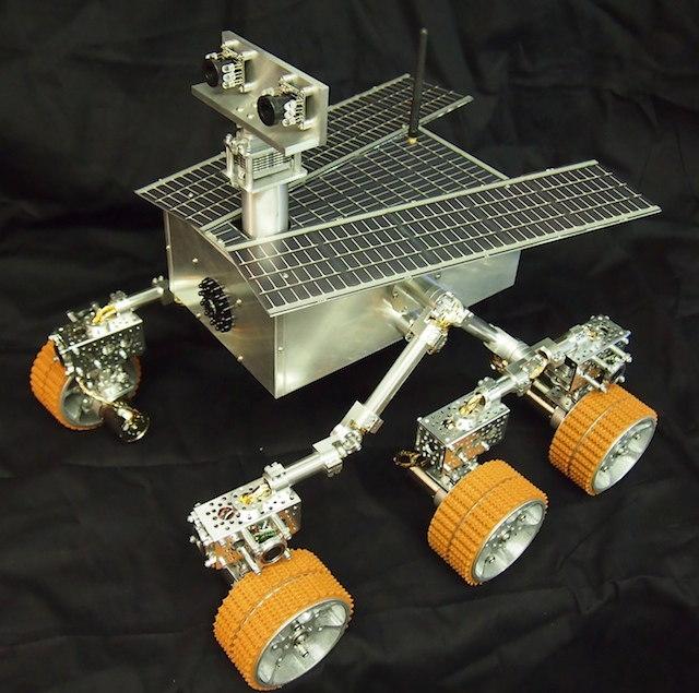 Beatty Robotics' Mars Rover