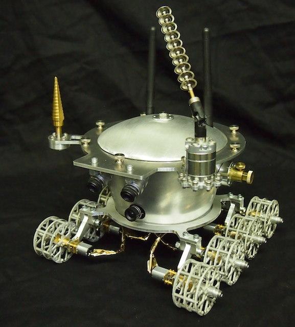 Beatty Robotics' Lunokhod