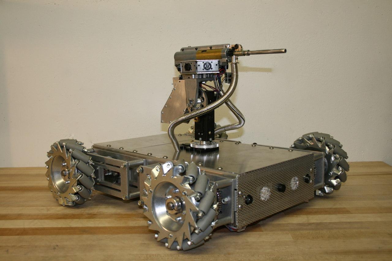 Beatty Robotics' Mechatron